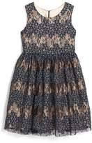 Frais Floral Lace Dress