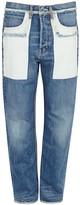 Helmut Lang Light Blue Straight-leg Jeans