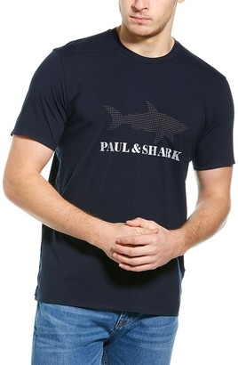 Paul & Shark Graphic T-Shirt