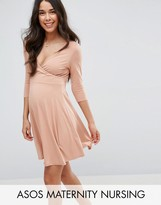 ASOS Maternity - Nursing ASOS Maternity NURSING Wrap Dress