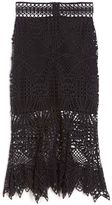 Jonathan Simkhai Bridge Lace Skirt