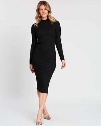Atmos & Here Skivi Midi Dress