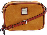 Dooney & Bourke Suede Sawyer Crossbody
