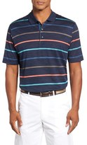 Paul & Shark Men's Multistripe Polo