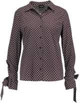 Kookai Shirt ed bourgogne