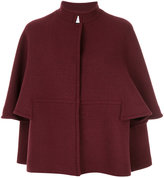 Gianluca Capannolo cropped sleeves oversized jacket