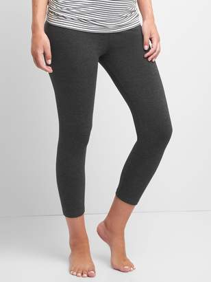 Gap Maternity Pure Body Full Panel Capri Leggings