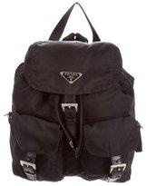 Prada Mini Tessuto Backpack