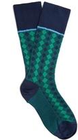 Prada Geometric ankle socks