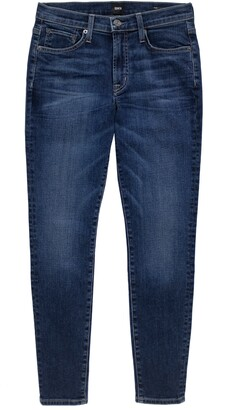 Edwin Pixie High Waist Ankle Skinny Jeans