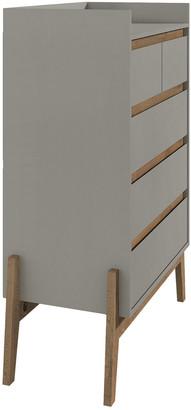 Manhattan Comfort Essence Tall Dresser