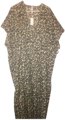 Eres Ecru Cotton Swimwear for Women