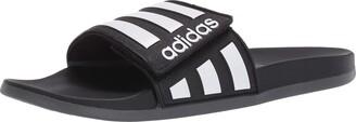 adidas mens Adilette Comfort Adj Sneaker