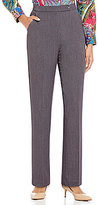 Investments Petite the MADISON AVE Classic fit Straight-Leg Pant