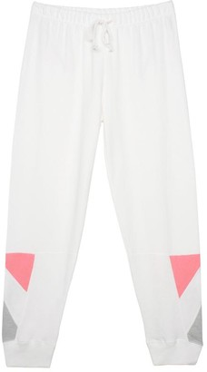 Pink Label Vicky Crop Joggers