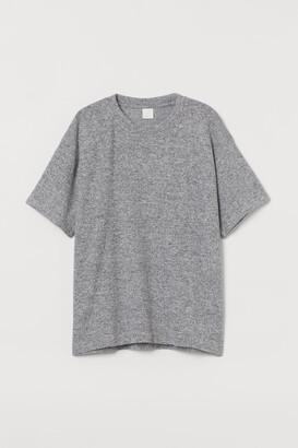 H&M Straight-cut T-shirt