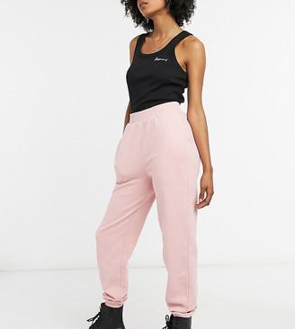 Reclaimed Vintage inspired sweatpants in pink