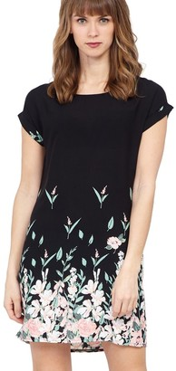 M&Co Izabel floral print shift dress