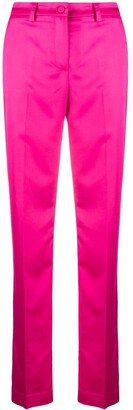 Hebe Studio Straight-Leg Trousers
