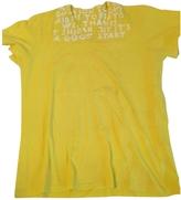 Maison Margiela Yellow Cotton Top