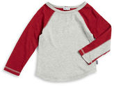 Splendid Boys 2-7 Raglan Knit Shirt