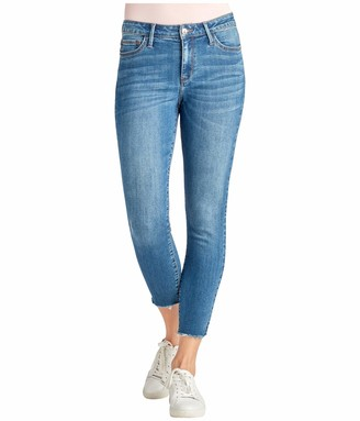 Sam Edelman Women's Stiletto Mid Rise Crop Jean