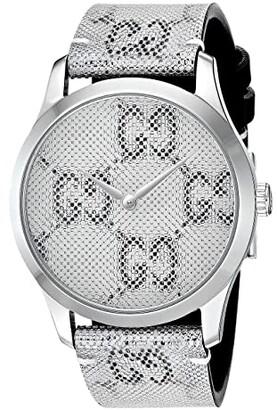 Gucci G-Timeless - YA1264058 (Silver) Watches