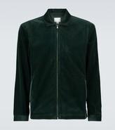 Thumbnail for your product : Sunspel Harrington jacket