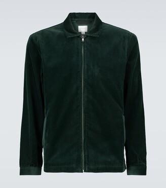 Sunspel Harrington jacket