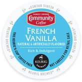 Keurig K-Cup® Pack 18-Count Community Coffee® French Vanilla