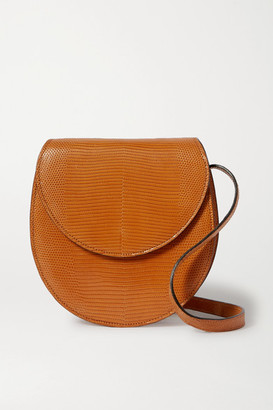 Hunting Season Lizard Shoulder Bag - Orange