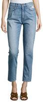MiH Jeans Mimi Vintage Slim-Straight Jeans, Blue