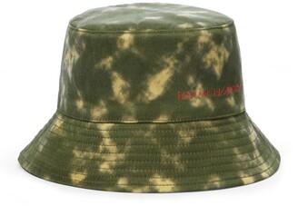 Ruslan Baginskiy Tie-dyed bucket hat