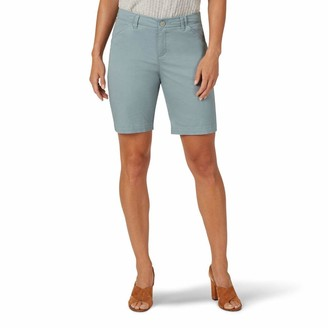 Lee Women's Regular Fit Chino Bermuda Short
