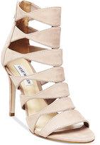 Steve Madden Women's Swyndlee Cutout Dress Sandals