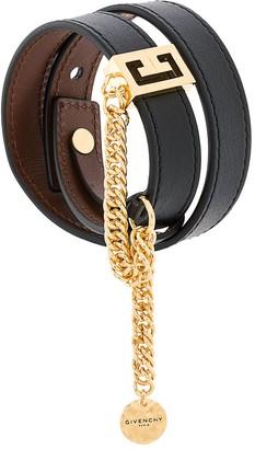 Givenchy Double G bracelet