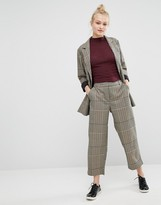Monki Wide Cropped Pant