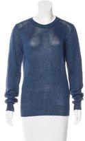 A.P.C. Linen Knit Sweater