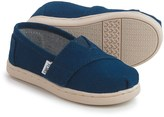Toms Sashiko Shoes (For Toddlers and Little Boys)