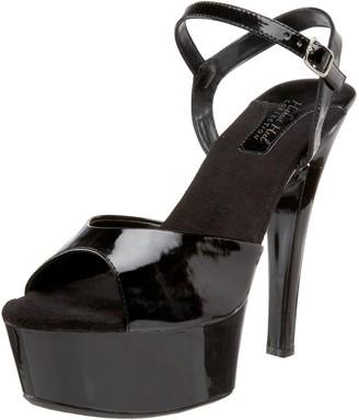 The Highest Heel Women's Sabrina Platform Sandal