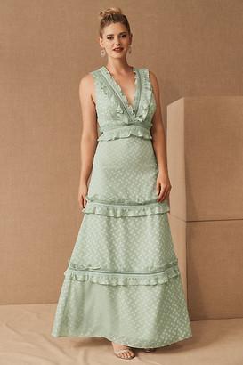 Sachin + Babi Rialto Dress By in Mint Size 6