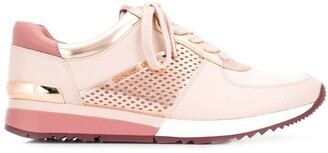 MICHAEL Michael Kors perforated lace-up sneakers