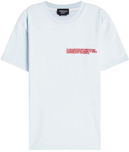 Calvin Klein Cotton T-Shirt