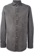 Massimo Alba crinkle shirt