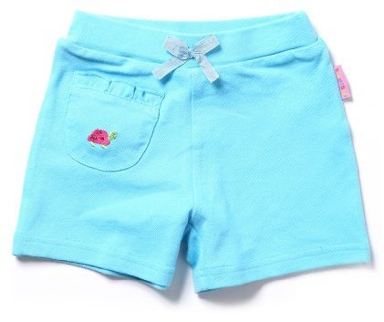 Sweet & Soft Sweet and Soft Classic Baby 1 Pocket with Turtle Shorts