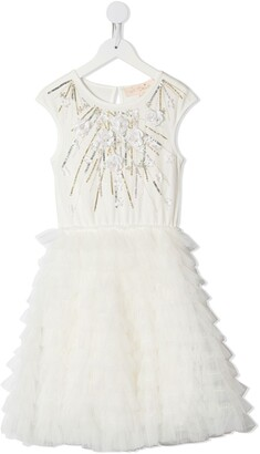 Tutu Du Monde Falling Snow tutu dress