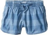 Splendid Littles Gingham Check Shorts Girl's Shorts