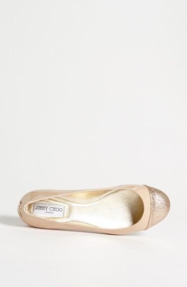 Jimmy Choo 'Whirl' Ballet Flat