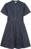 Temperley London Lucy embroidered cotton dress