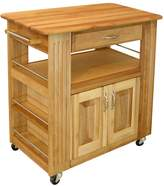 Catskill Craft Heart of the Kitchen Island Kitchen Cart